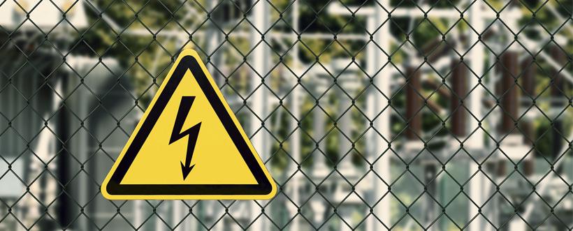 Accidentes por riesgo eléctrico